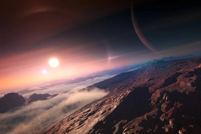 Extrasolárne planéty