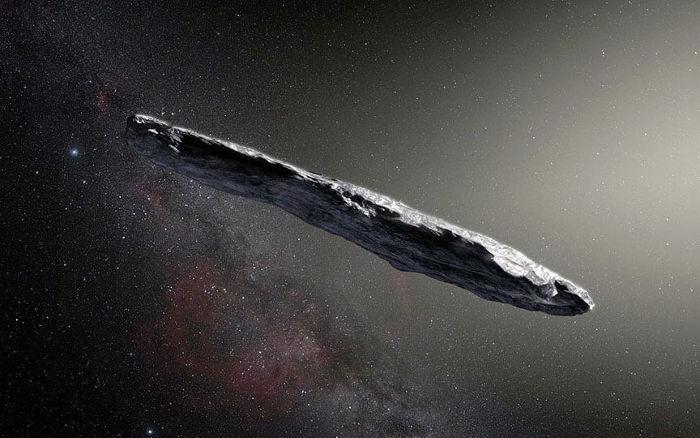 Oumuamua: kométa alebo sonda?