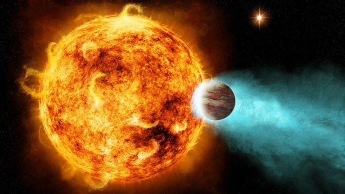Exoplanéta veľkosti Zeme