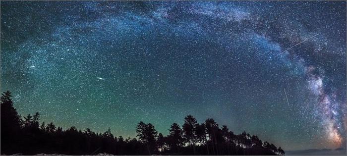 Čudné chúťky Mliečnej dráhy