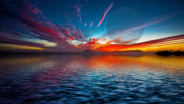 Signál zo sústavy Proxima Centauri