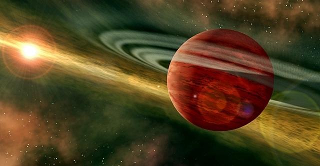 Planéty v systéme TRAPPIST-1 obsahujú množstvo vody