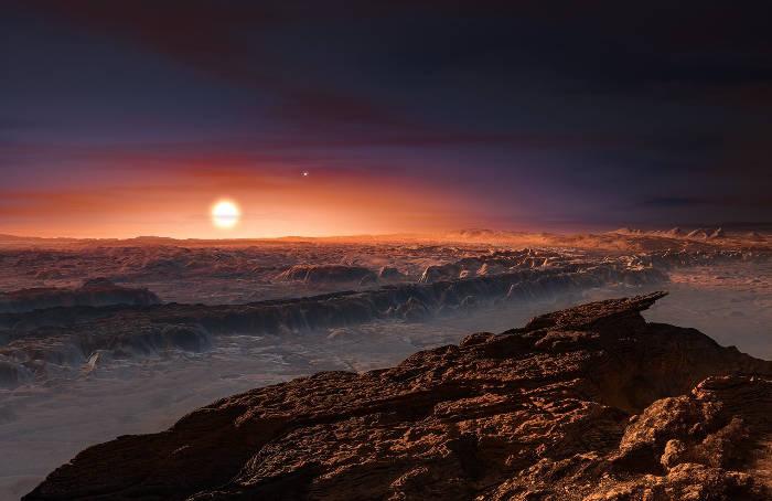 Proxima b: výskum klímy blízkej exoplanety