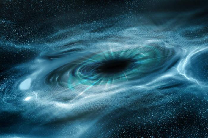 Záhadná častica a temná hmota
